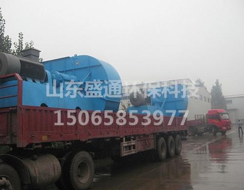 热电厂4-73-18风机发货