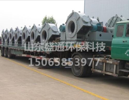 铝镁合金生产线风机