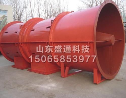 DK45矿用对旋主扇风机