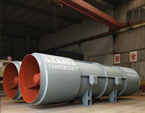 湖南SDF隧道施工风机
